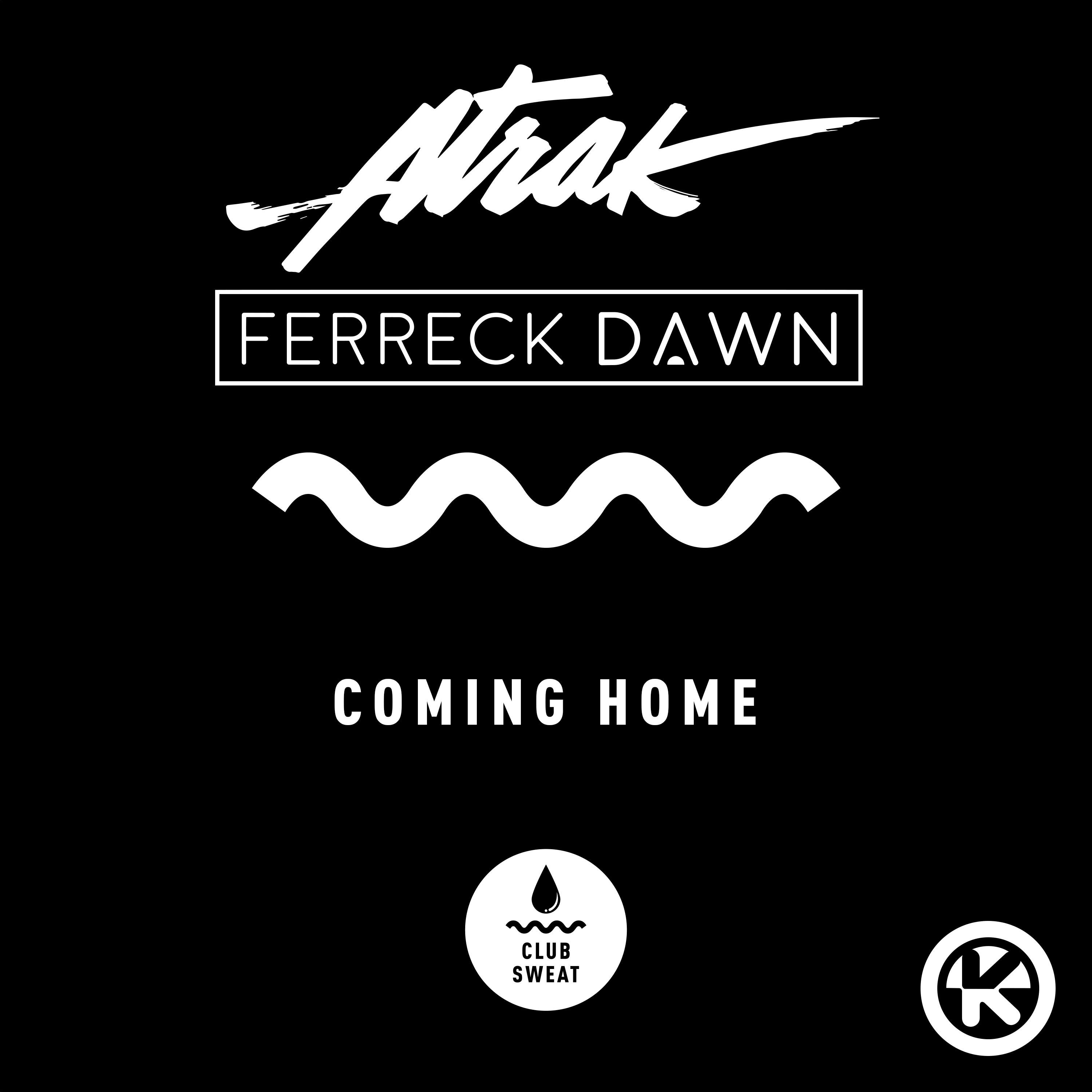Cover A Trak  Ferreck Dawn   Coming Home