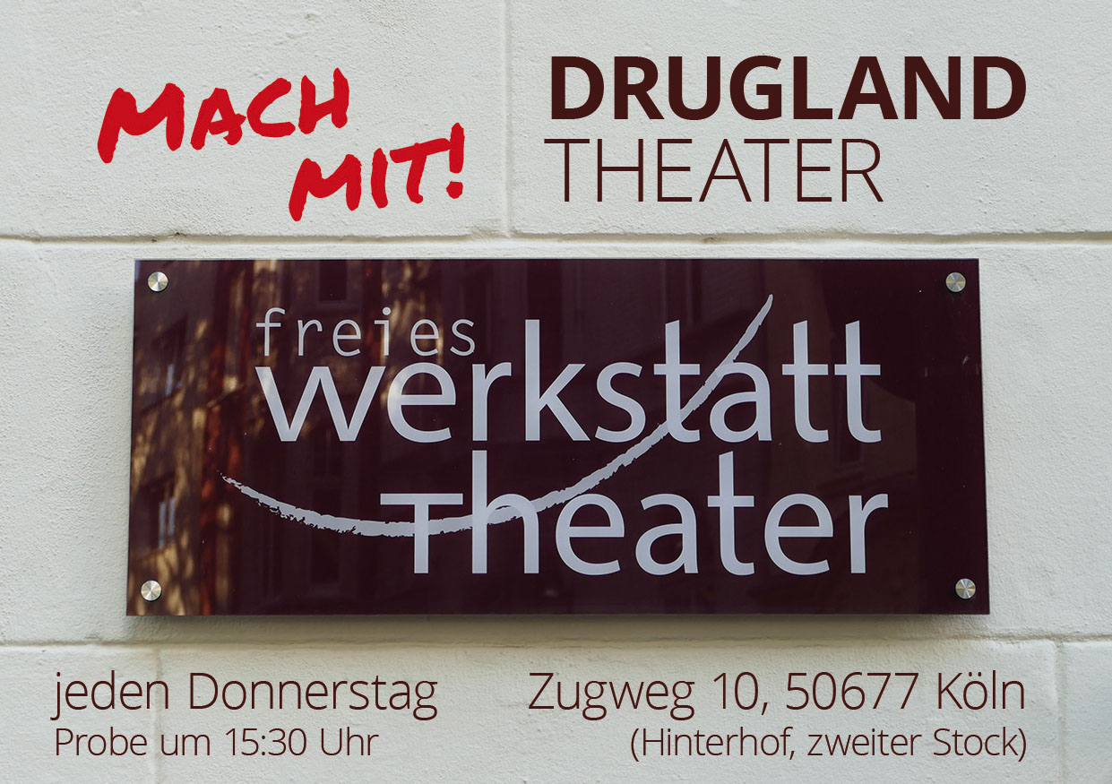 Drugland Flyer