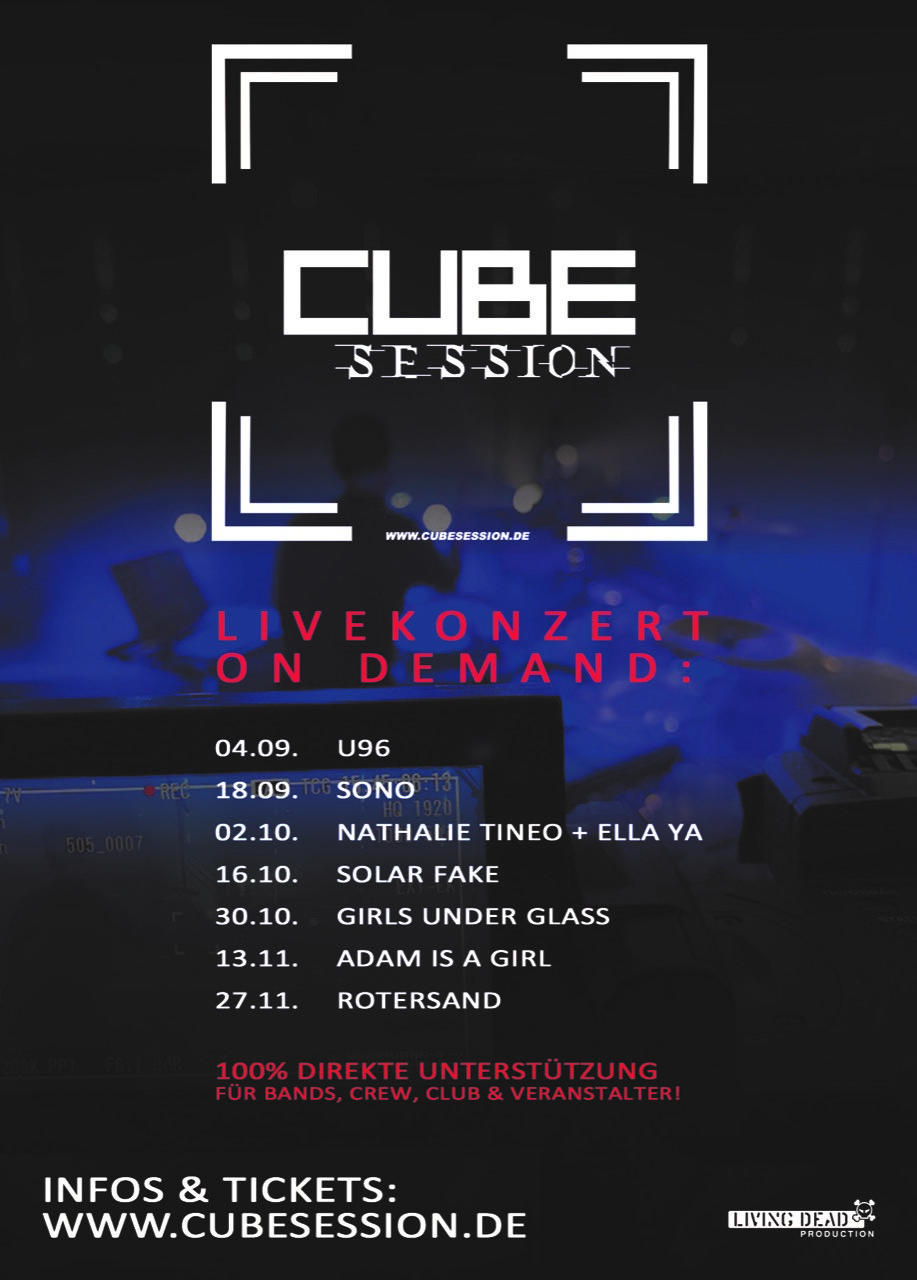 cube session